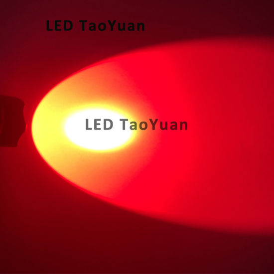 UV Light Flashlight Uses Red Torch
