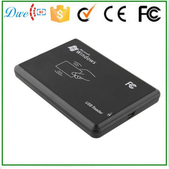 Keyboard Emulation RFID Reader USB 125kHz Desktop Type