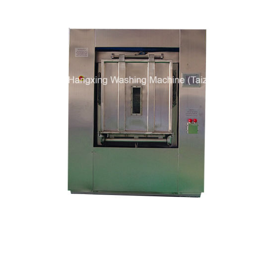 Hospital Washing Machines/Isolated Washer Machine Price/Barrier Laundry Machine 100kg pictures & photos
