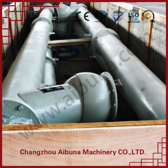 Hot Sale Stainless Steel Screw Conveyor for Sement Silo pictures & photos