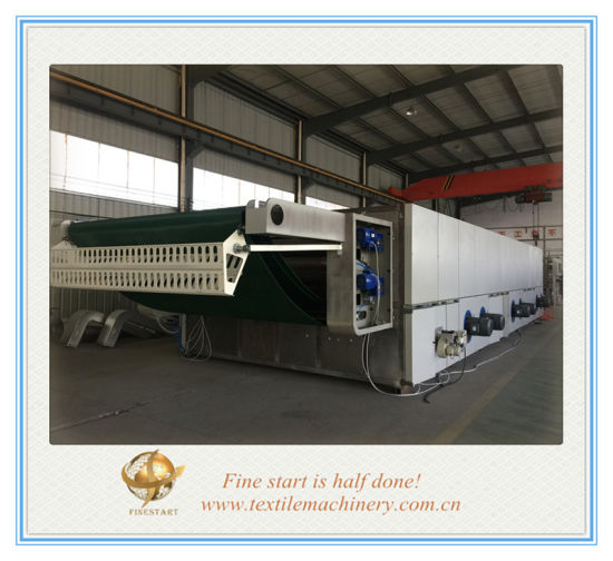 Loosen Dryer Machine/ Tensionless Drying Machine/Relax Drying Machine / Open Width Fabric / Tubular Fabric with Single Pass / Double Pass / Multi-Pass