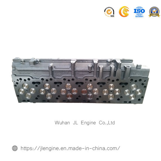 Isle 8.9L Cylinder Head Assembly Excavator Engine Parts 5268781