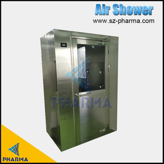 Clean Room Air Shower for Cargo and Single/Double Person