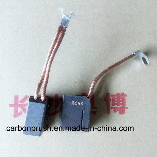 Sales for Competitive Price Metal Carbon Brushes RC53 pictures & photos