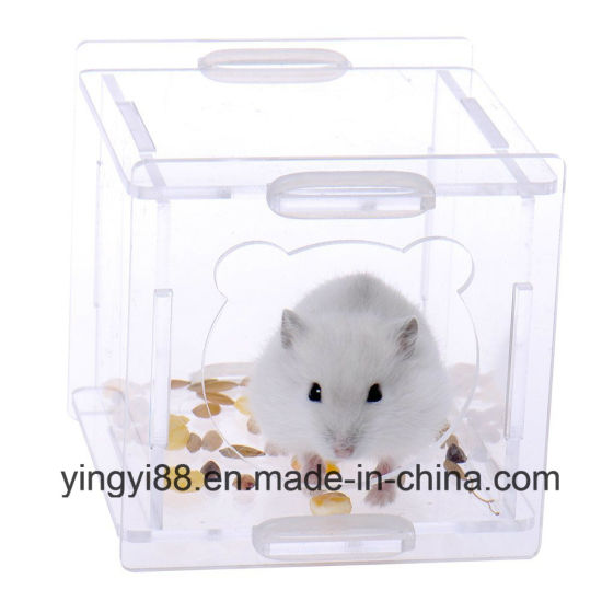 Super Quality Acrylic Rabbit Cages Shenzhen Manufacturer pictures & photos