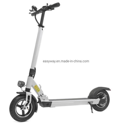 Foldable Magnesium Alloy Body Electric Mobility Balancing Scooter