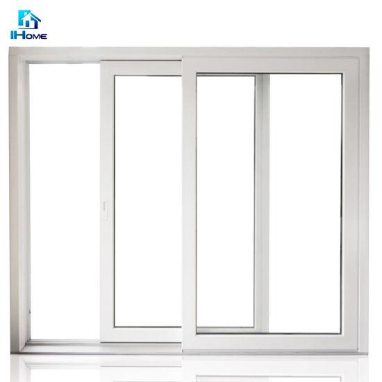 Hurricanes Resistant Laminated Glass PVC Sliding Door /Window Deisgn