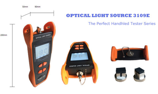 Techwin Optical Fiber Portable LED Light Source pictures & photos