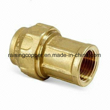 Brass Compression Adaptor pictures & photos