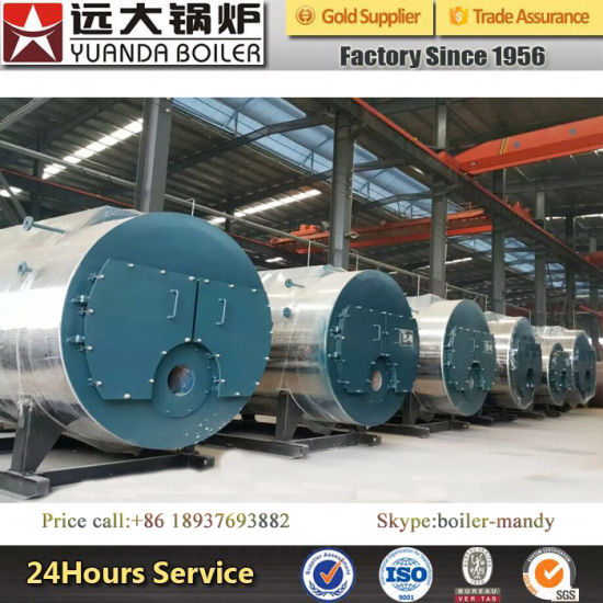 2t/H Oil/Gas Fired Steam Boiler, Fuel Gas Boiler, Steam Generator From Factory Price pictures & photos