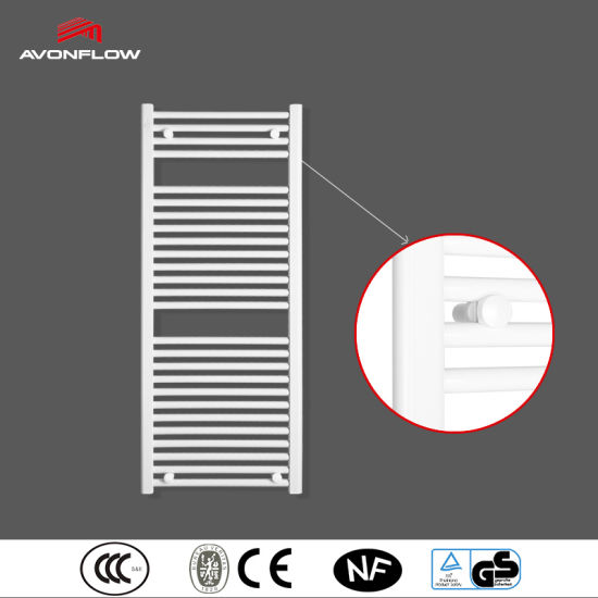 Avonflow White Electric Heated Bathroom Towel Warmer (AF CN)