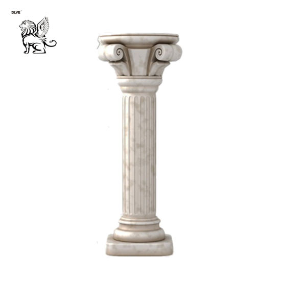 Blve Antique Stone Solid Columns Mcy-06