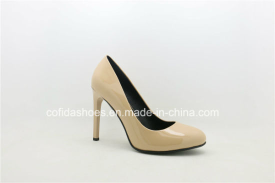 352a3fd78 Trendy Elegant High Heels Lady Shoe for Office Women pictures & photos