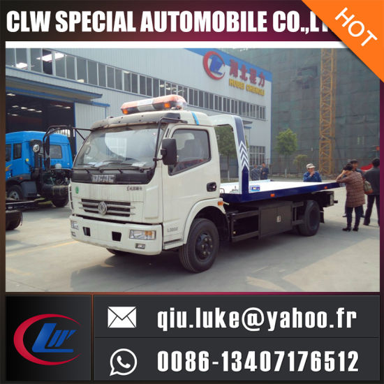 china dongfeng 4 2 rollback tow truck china tow truck wrecker truck rh cn truck en made in china com