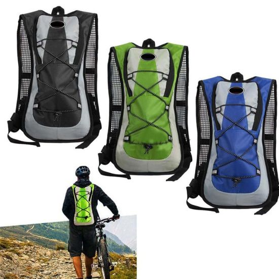 Factory Outdoor Water Bag Hiking Moutain Waterproof 5L Hydration Backpack pictures & photos