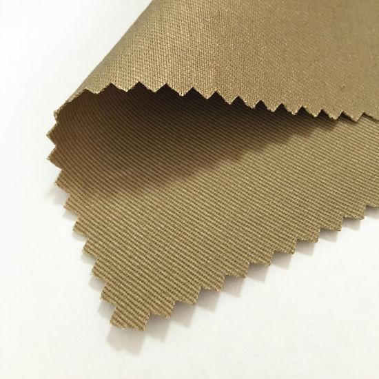 No Irritating Breathable Flame Retardant Fr Fireproof Fabric