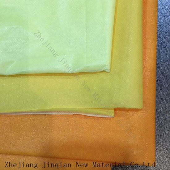 PE Lamination Nonwoven Fabric for Industry Protective Coverall pictures & photos