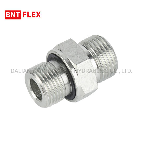 High Quality Stainless Steel Hydraulic Hose Jic Reusable Fitting