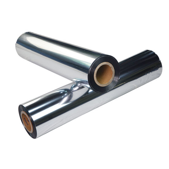 Metalized Pet Film Laminated Aluminum Foil for Packing and Lamination