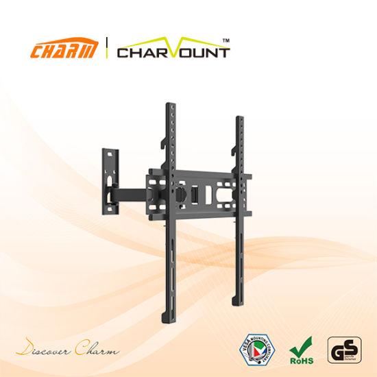 Sliding TV Mount 400X400m Vertically Adjustable TV Mount (CT WPLB T703)