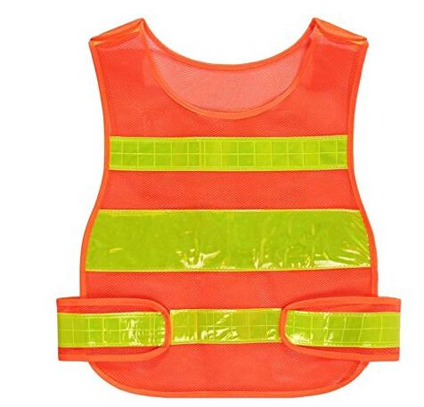 2020 Hot Sales Traffic Safety Vest Sport Elastic Vest Running Vest Road Warning Safety Vest Belt