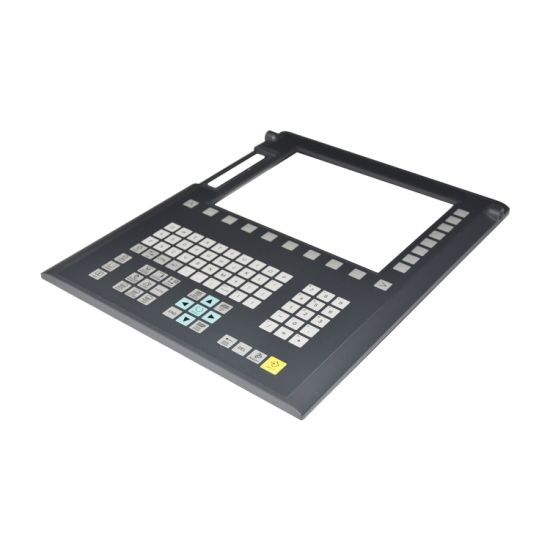 Control Keypad with Transparent Window Graphic Overlay