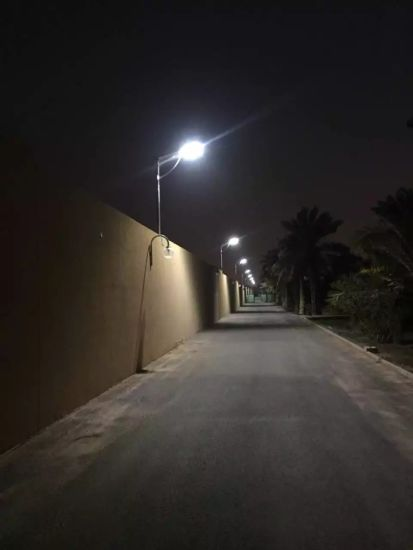 Integrated Solar LED Street Light 8W/15W/20W/30W/40W/50W/60W/80W/100W/120W