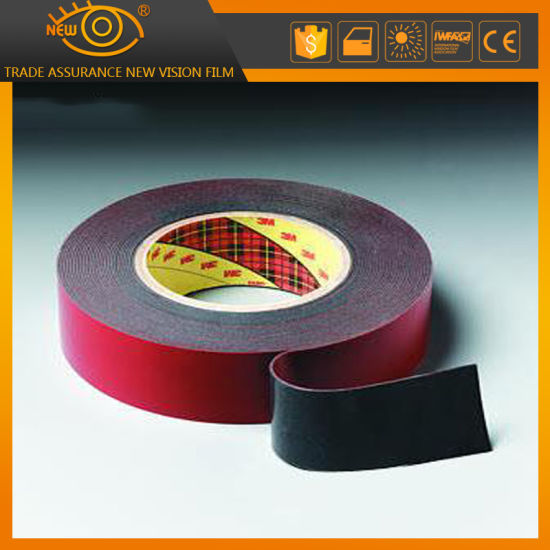Factory Price 3m Gray Double Sided Adhesive Tape for Car pictures & photos
