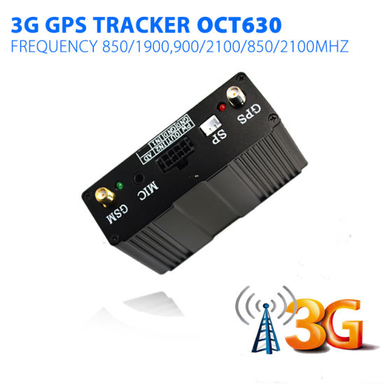 3G Car Tracker with Expanded Territory Coverage pictures & photos
