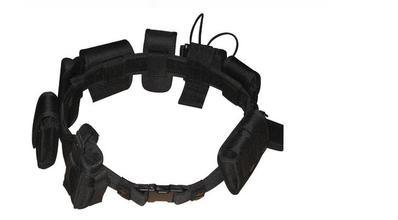 Whole Set Nylon Police Duty Tactical Belt with Holster pictures & photos
