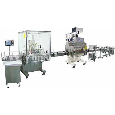 Automatic Beverage Drink Liquid Filling Line (Zhfl-01) pictures & photos
