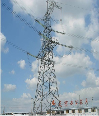 Angle Tower for Power Transmission Line pictures & photos
