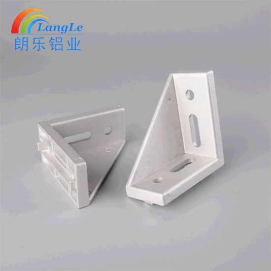 OEM Wholesale New Product Customizable 135 90 30 45 60 Degree Aluminum  Angle Bracket