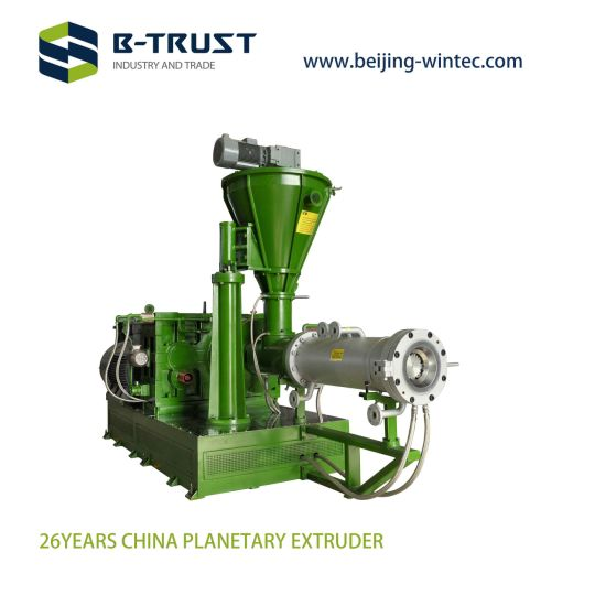 Planetary Extruder with German Planetary Spindles