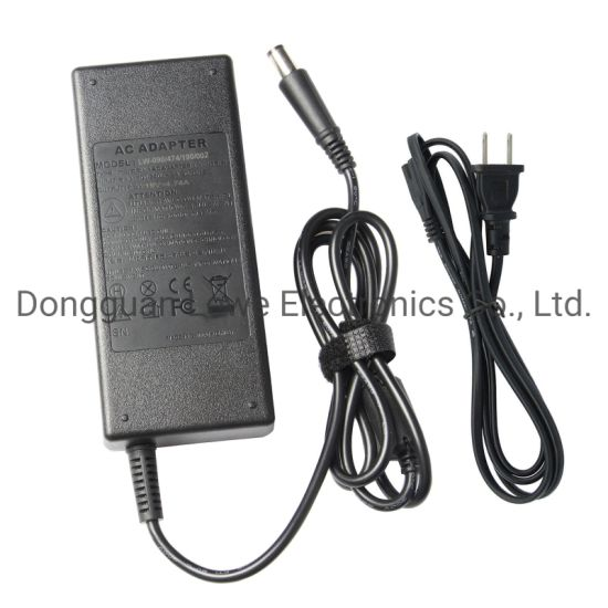 Wholesale Laptop Adapter 19V 4.74A 7.4*5.0mm DC AC Adapter Notebook Power Charger