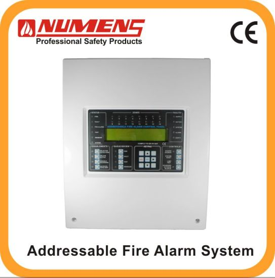 Advanced Performance! Numens Brand, 2-Loop, Fire Alarm System (6001-02)