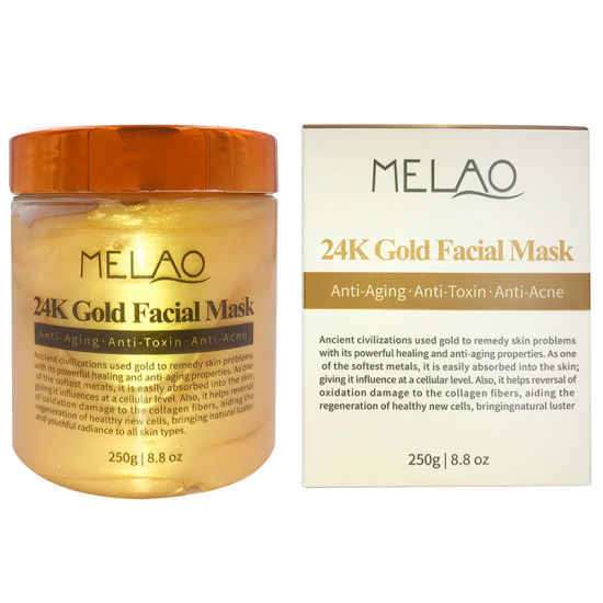 China The Best 24 K Gold Facial Mask 8 8 Oz Gold Mask For Anti