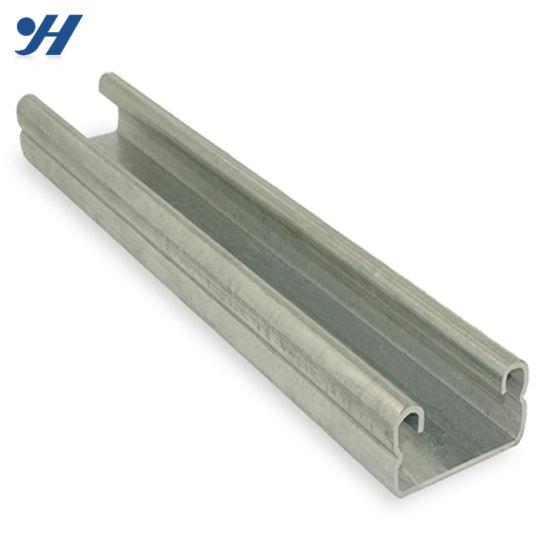 China Promotion Hot Sale Construction Material Unit Strut C