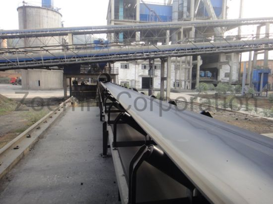 Ce ISO Certificate Overland Unloading Belt Conveyor System for Power Plant