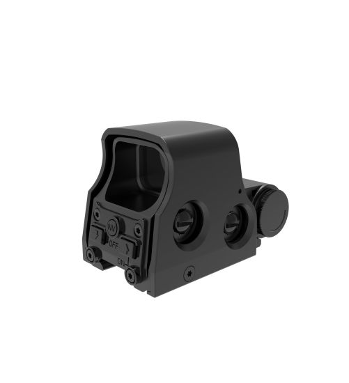 Tactical Holographic Red DOT Sight with Rail Mount Riflescope Red DOT