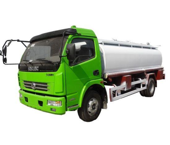 Good Quality Dongfeng 4X4 4X2 Type Rhd LHD 6000liters 7000liters 8000liters Heavy Fuel Oil Tanker Truck