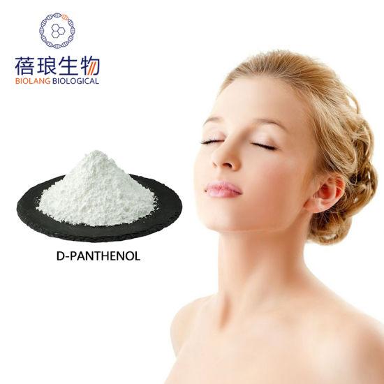 Panthenol 98% Vitamin B5 Powder Hair Care CAS 81-13-0 D-Panthenol for Sale
