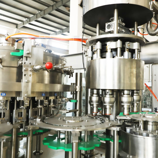Carbonated Beverage Washing Filling Capping Machine for Plastic Bottle pictures & photos
