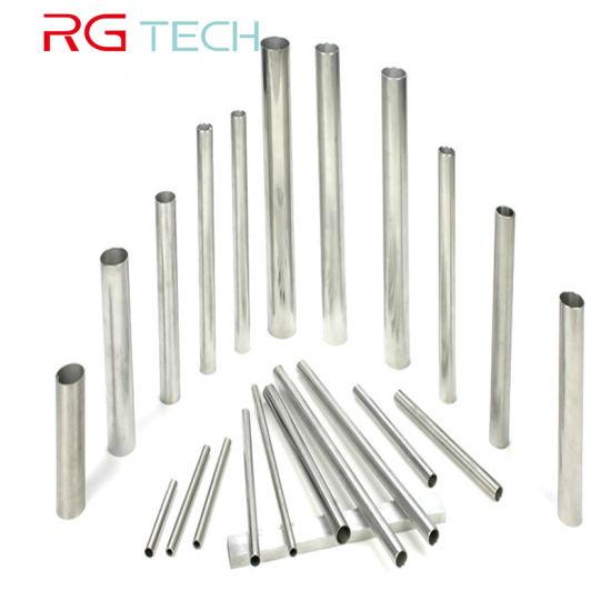 Non-Ferrous Metals Titanium Exhaust Pipe Price Per Kg