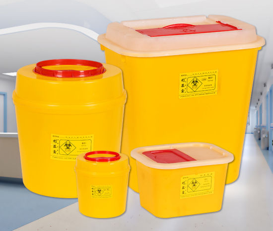 Medical Disaposable Sharp Waste Needle Container
