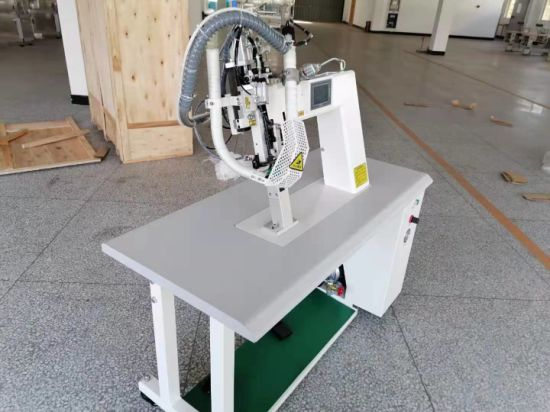 Yq-60s Hot Air Seam Sealing Protective Suit Clothing Machine
