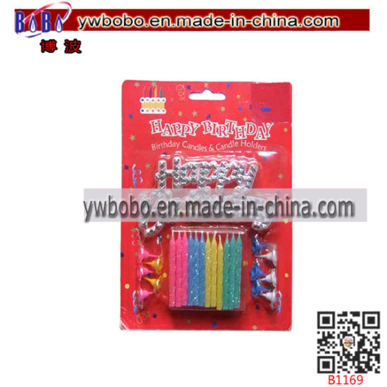 Birthday Party Gift Candle Yiwu Market Ornament B1169