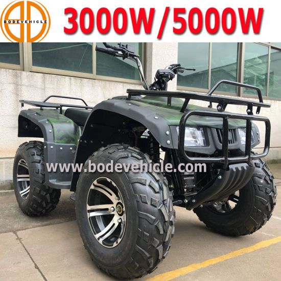 China New 4 Wheel Atv Electric Quad 3000w 5000w For Sale Mc 204 China Electric Atv And Electric Vehicle Price