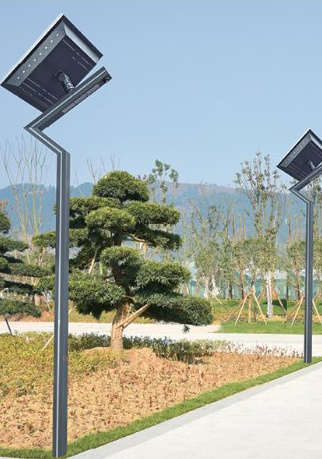 Solar Outdoor LED Aluminum Square Garden Waterproof for Lighting