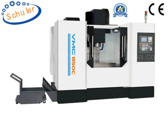 Vmc500 Vmc650 Fanuc System CNC Vertical Milling Machine Center Price pictures & photos